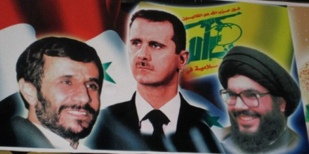Assad, Iran and Hezbollah