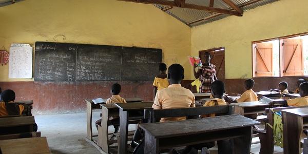 Teaching Ghana
