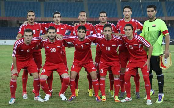 Syrian National Team
